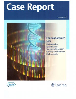 Case Report_Tumordiagnostik und Therapie_Heft 11-2019_Dr-Beate-Grueble