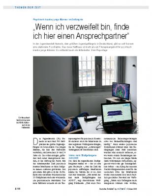 Reportage_Deutsches Ärzteblatt_Heft 5-2019_Dr-Beate-Gruebler